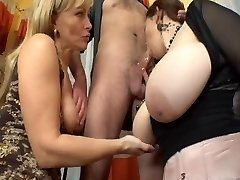 Orgy For Ginormous Boobs