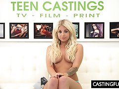 Knulle Casting For Ungdoms Madelyn Monroe