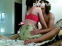 Kåt Indonesiska Babe Sex