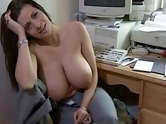 Gorgeous big titted woman
