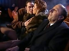 Stor Orgie i Movie Theater