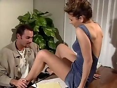 Orgy in office