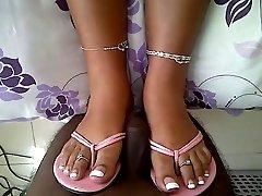 teenie indian feet 4