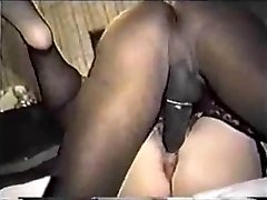 Amateur Giant Ass Wife Enjoying Some Black Dick - Derty24
