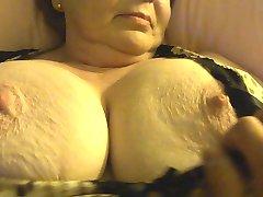 Ben ve 58 yaşındaki kızım İtalyan Granny 06