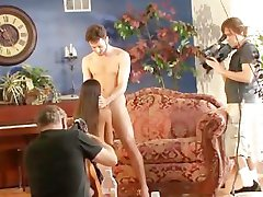 Fresh Foxes 2 - Scene BTS - Visage