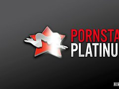 PornstarPlatinum - Nina Elle och Claudia Valentine flickor i skolan