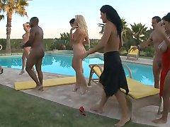 pool Orgie
