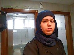 Turkisk-arabisk-asien hijapp blanda foto 20