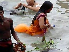 GANGA tombul stepaunties banyo