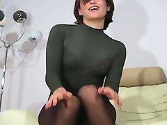 Fot fetisch av het nymfoman