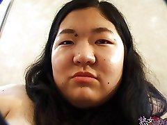 Asiatischen Fett Küken