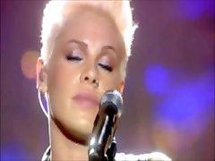 夹sexuel de la女歌手粉红色和amp;#039;s