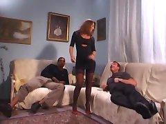Jeanette La Douce Dubbel Anal