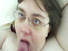 Fat slut moms alway swallow!