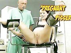 pregnant wet