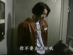 японское учитель имеет дело с учеником