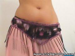 Big Tits Sophie Mei Dancing
