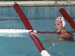 Water Polo Cutie