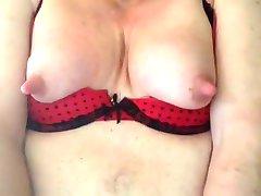 Artemus - Large Nipples and Bra Man Tits