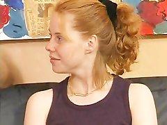 Greman redhead gefickt
