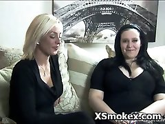 Sexy Bitch Wild Roken Hete Fetish