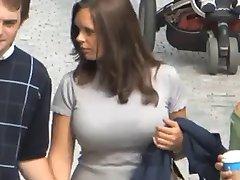 उछल के सार्वजनिक में स्तन #4 परम संकलन