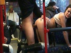 Bonnie Shai an Public Bus