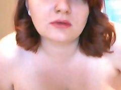 сексуальная рыжая Полненькая 21й