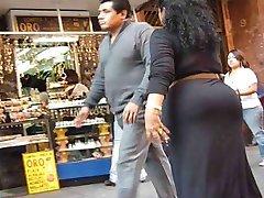mexican culona în stradă
