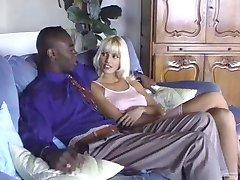 anita blond fute cu sean michaels