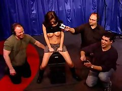 Cassia On Howard Stern Rides Sybian - Enjoy CardinalRoss!