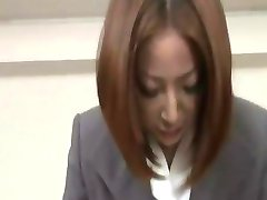 Office of the Secretary Sex Asian Japanese beauty