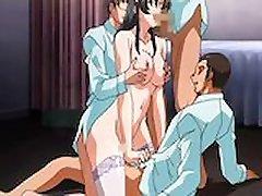 petite anime menajera trio desene animate xxx