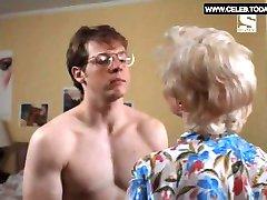 Monica Parent - Full Frontal Topless Sex Scenes, Perky Boobs + Bush