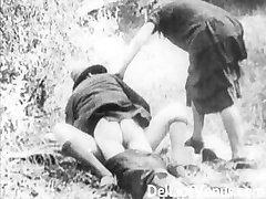 antic porno - free ride - începutul anilor 1900 erotica