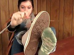 Sweat-soaked Socks, Footwear - Feet