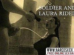 The Sexy Lara Croft Sexual Adventure