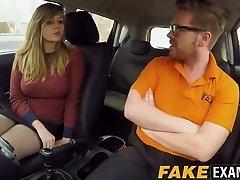 curbați marea britanie skank madison stuart tras-o la scoala de conducere auto