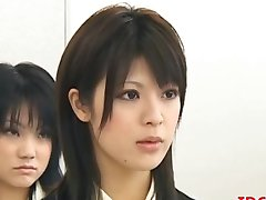 Japonské AV Model je mít sex