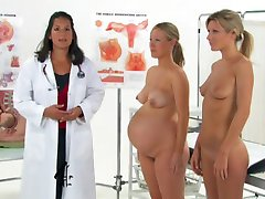 Změny během těhotenství