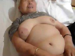 80yr old Japanese Granny Still Loves to Fuck (Uncensored)