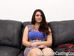 Chubby Collège Ballot Anal & Creampie Surprise