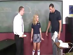 tatlı kız öğrenci lanet alır