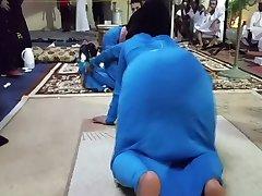 arabské zadok tanec zostavovanie 2