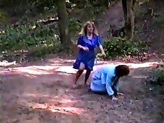 Anne Kız Kavgası