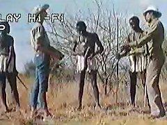 Afriške ogromne penise !pravi safari!