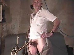 Desmond uses his Vibrator