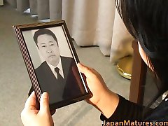Japansk modne dama har het sex