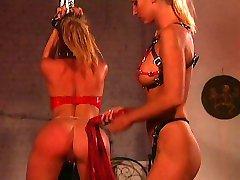 Super hot lesbisk par